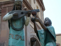 Escultura Representativa tradiciones ancestrales