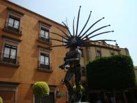 Escultura de Danzante